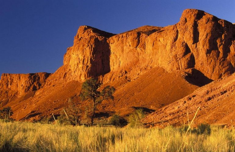 Намибия - информация о стране
