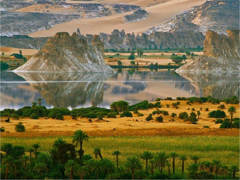 Чад — информация о стране