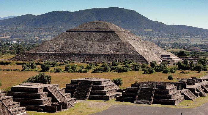 Рандомная География. Часть 97. Мексика. География, Интересное, Путешествия, Рандомная география, Длиннопост, Мексика