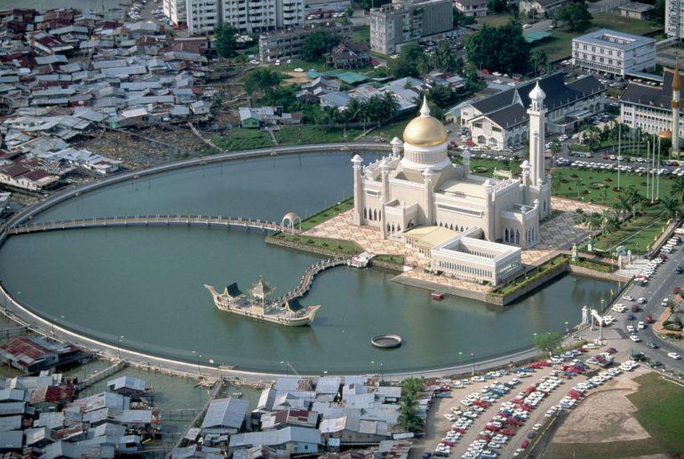 Бруней — информация о стране, достопримечательности, история