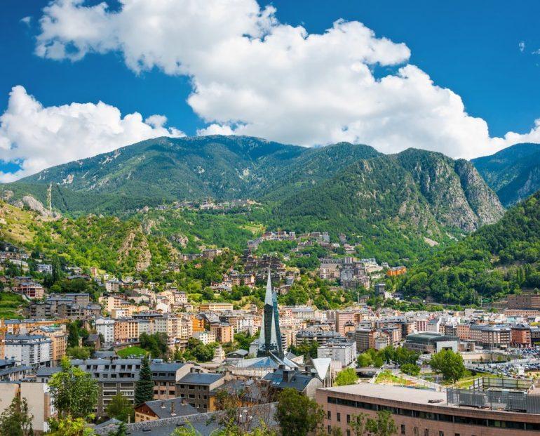 Андорра — информация о стране, достопримечательности, история