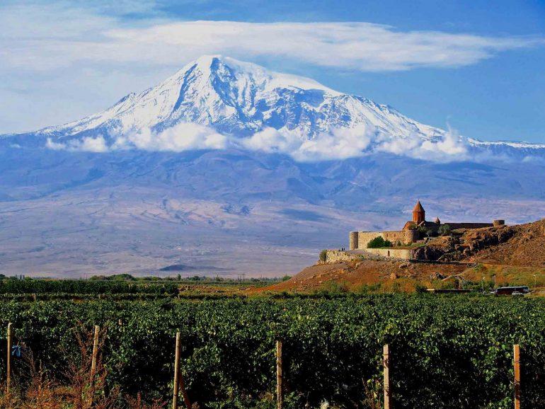 Армения — информация о стране, достопримечательности, история