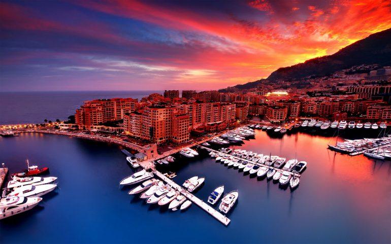 Монако — информация о стране, достопримечательности, история