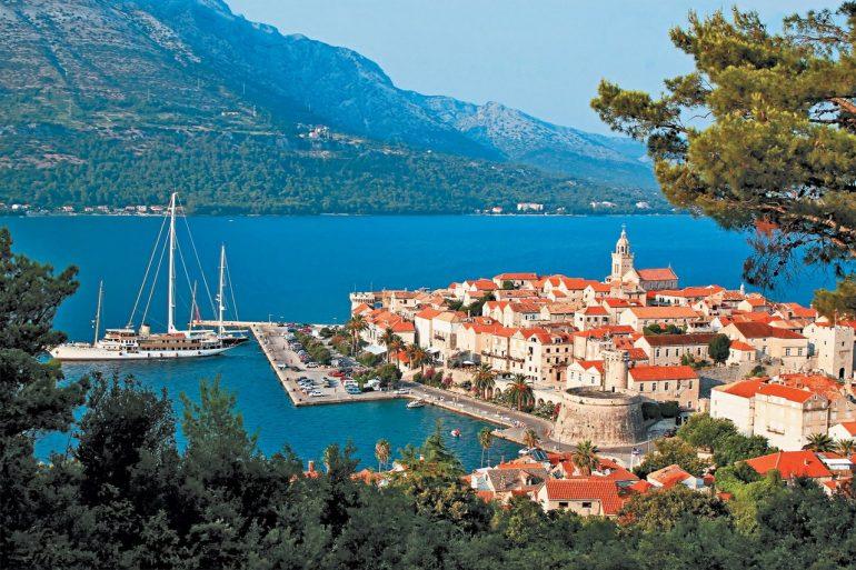 Страна хорватия