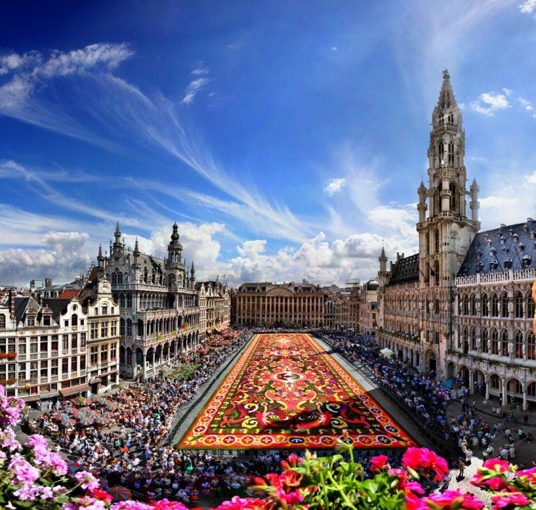 Бельгия - информация о стране, достопримечательности, история