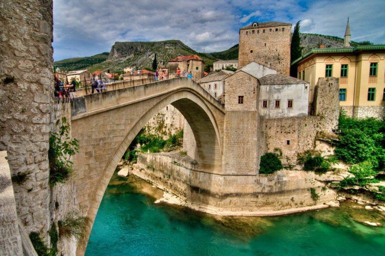 Босния и Герцеговина - информация о стране, достопримечательности, история