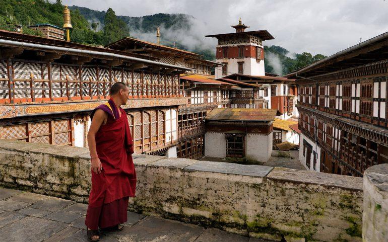 Бутан — информация о стране, достопримечательности, история