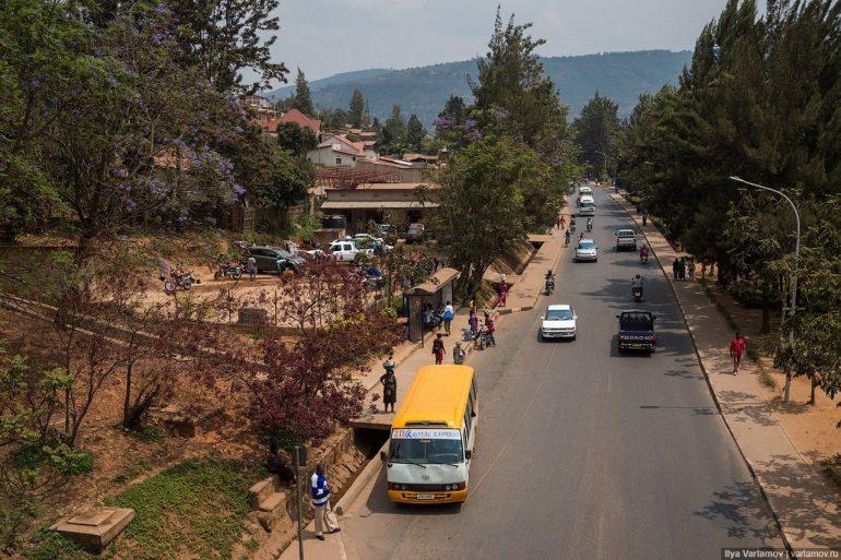 Руанда - информация о стране