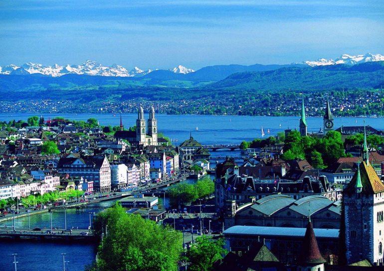 Швейцария — информация о стране