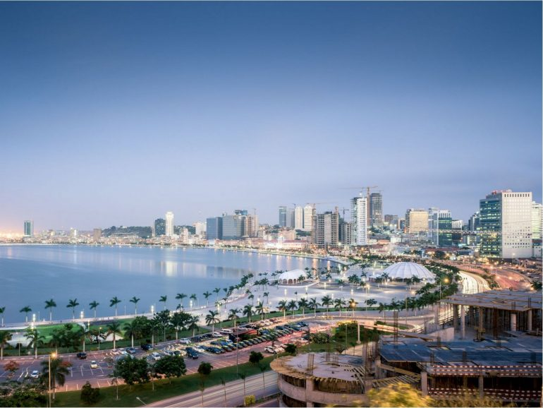 Ангола - информация о стране, достопримечательности, история