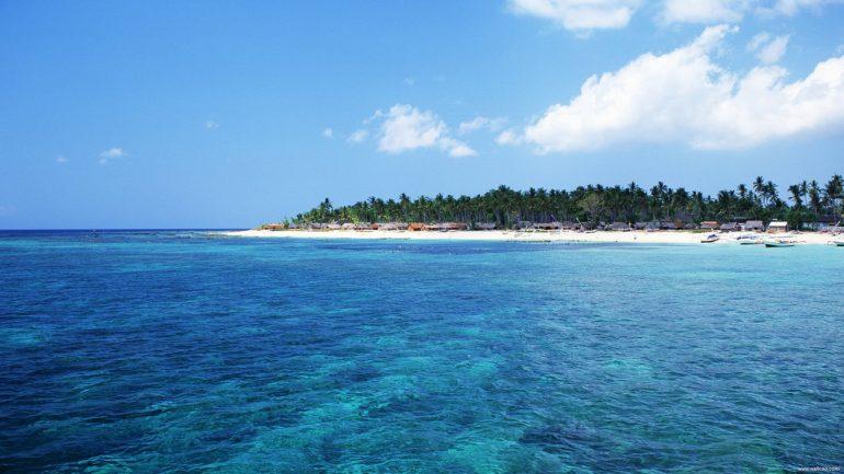 Остров Бали на карте мира. Фото Бали
