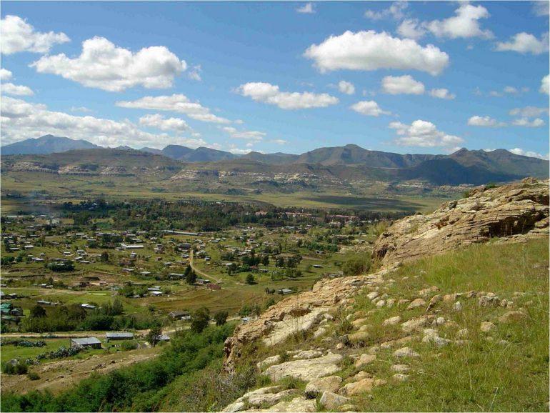 Лесото — информация о стране, достопримечательности, история