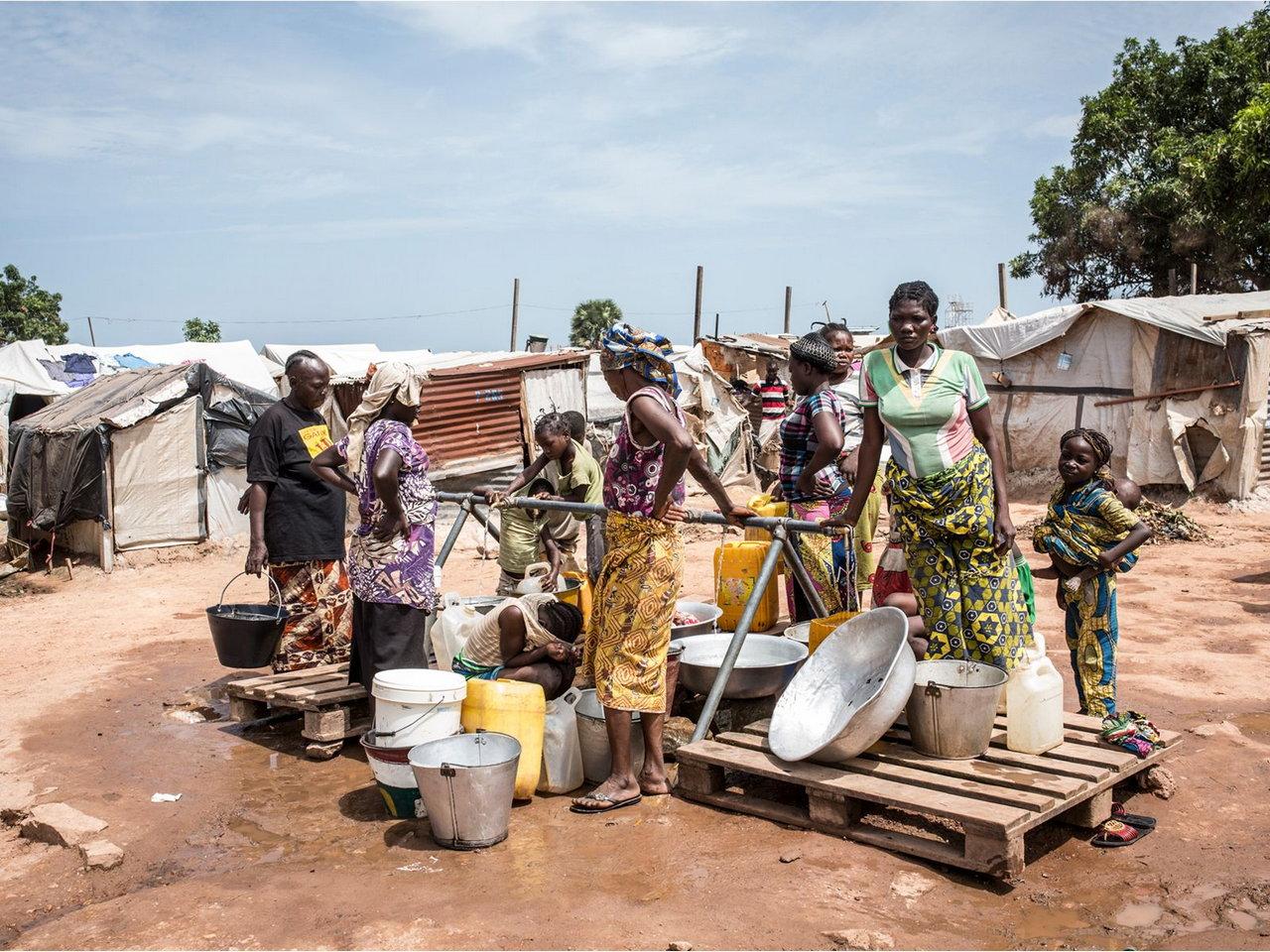 Центральная африка фото