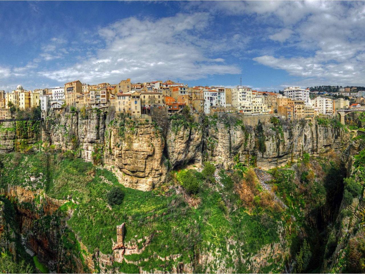 Алжир в картинках