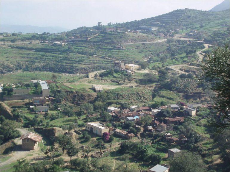 Эритрея — информация о стране
