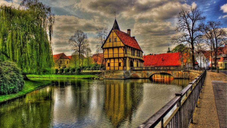 Германия - информация о стране, достопримечательности, история