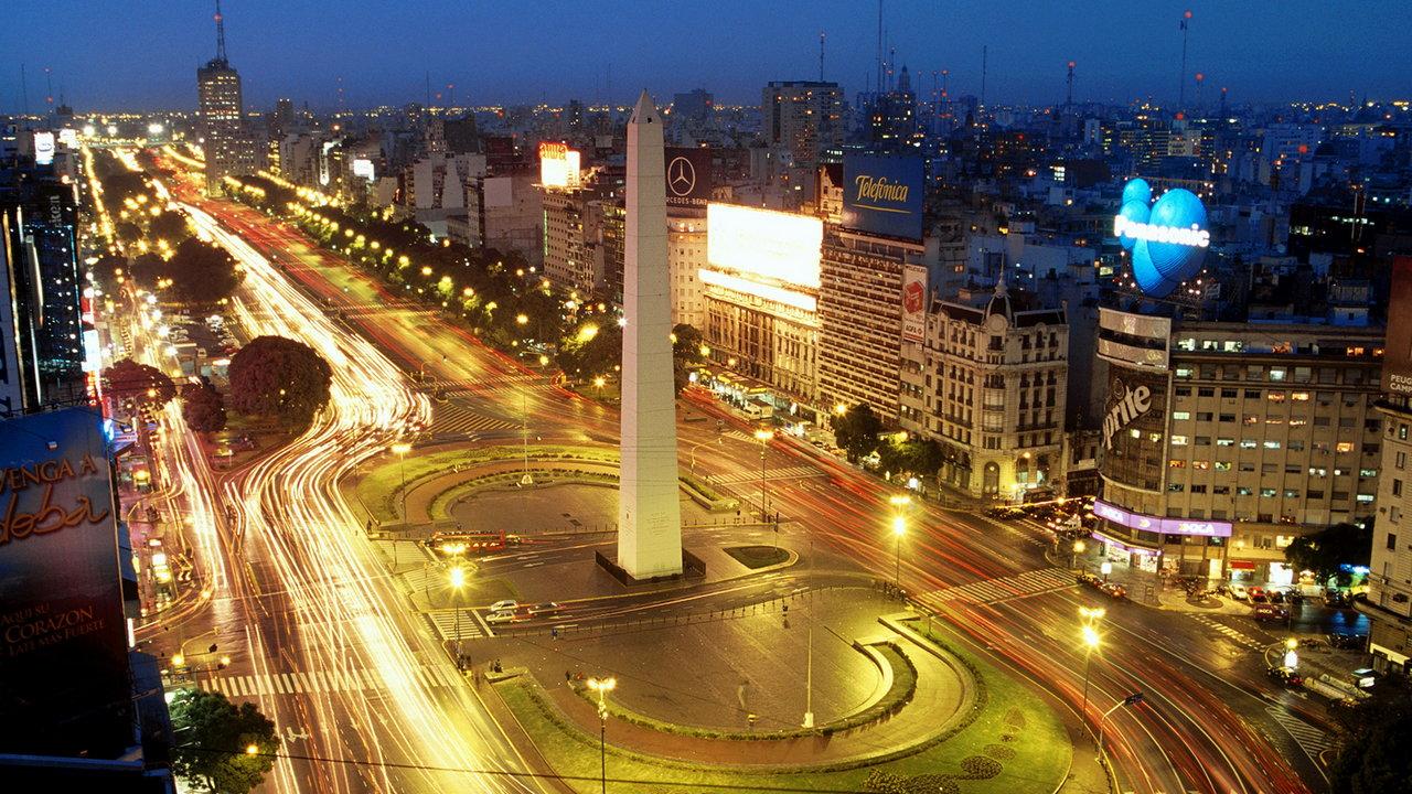 Аргентина и Уругвай остались без электричества