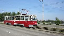 Тагильский трамвай