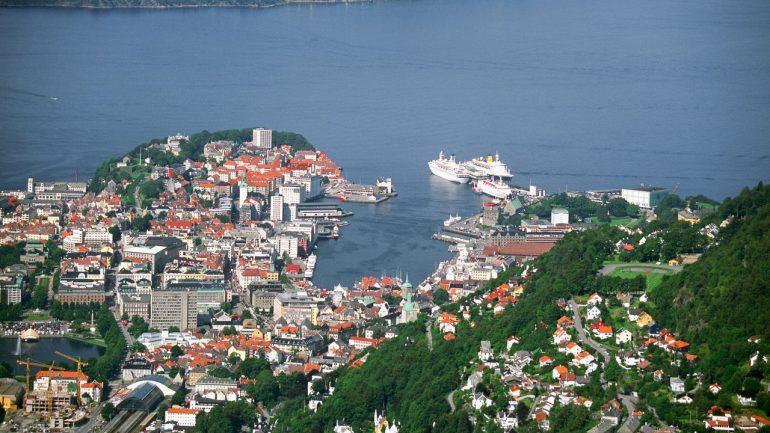 Норвегия - информация о стране