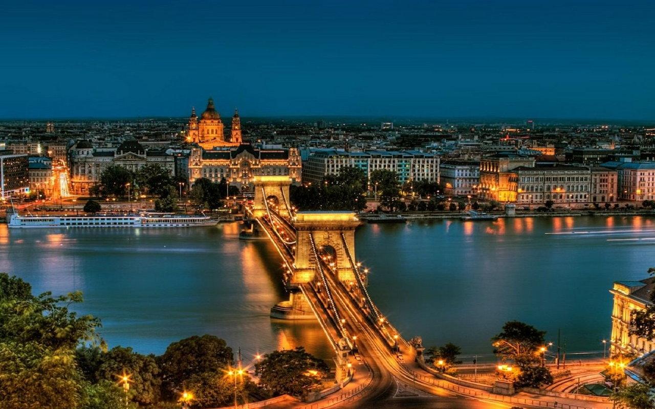 Венгрия на фото