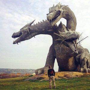 Туристические места Липецкой области - парк