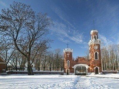 Pамок принцессы Ольденбургской в Рамони или европейский лик нашей глуши (Воронежская область)