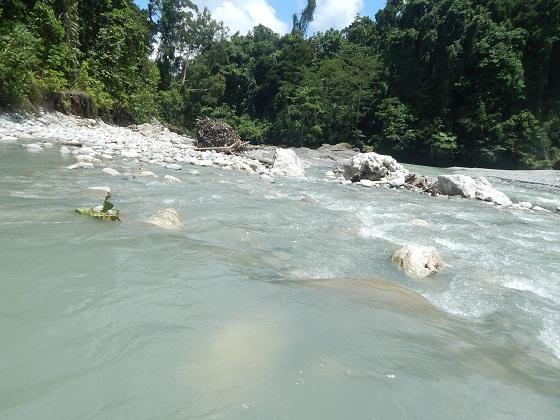 реки в папуа новой гвинее