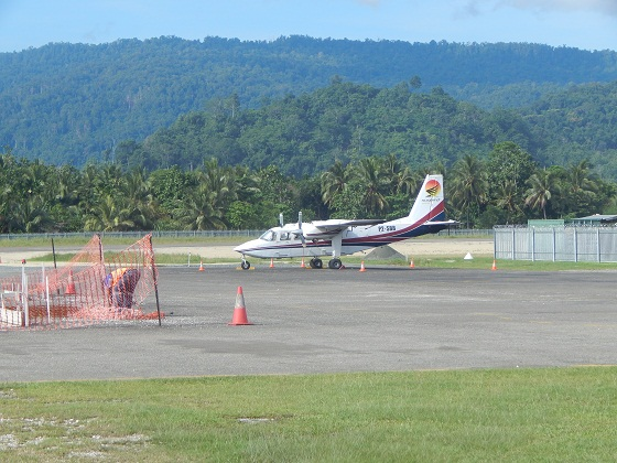 Vanimo airport papua new guinea