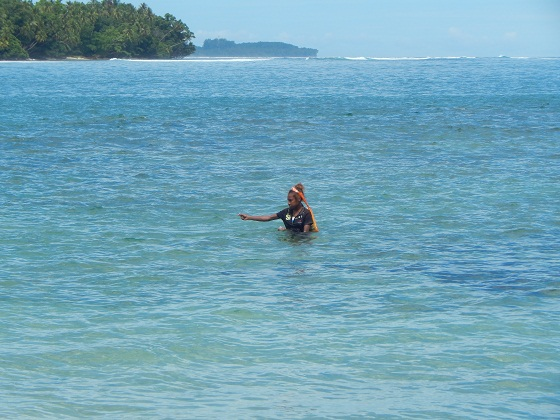 рыбалка в папуа новой гвинее