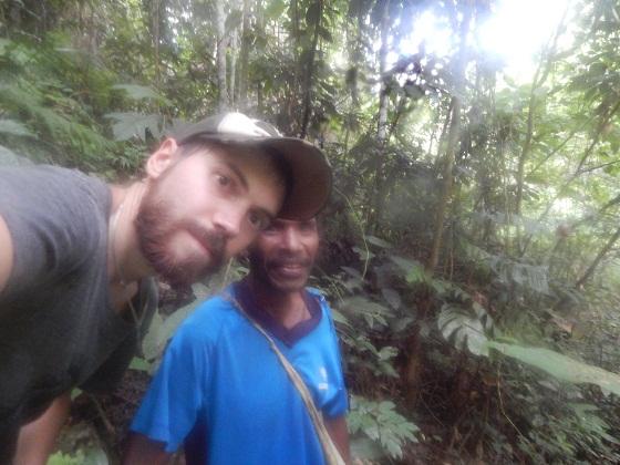 олег приходько в джунглях