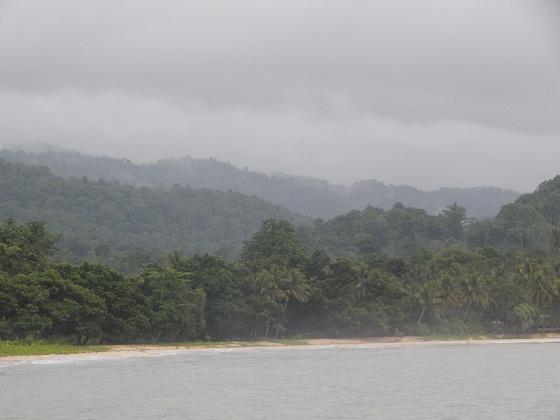 берег папуа