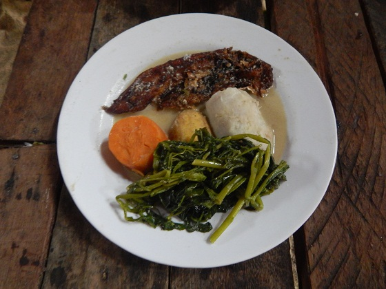 papua new guinea food