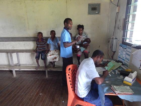 malaria papua new guinea