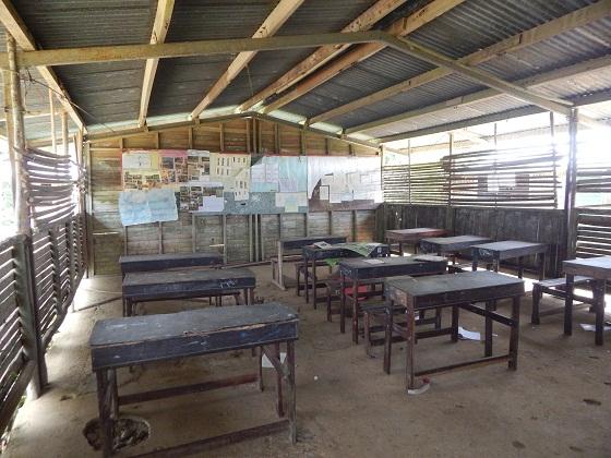 папуа школа