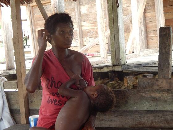 женщина папуа новая гвинея папуаска