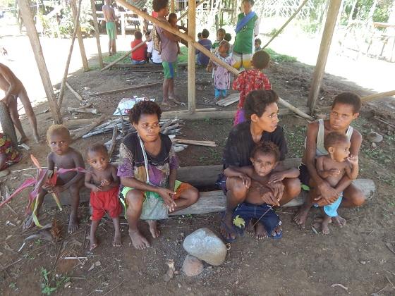 люди папуа новой гвинеи папуасы